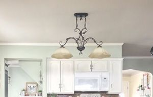 Island light fixture for Sale in Cleveland, OH