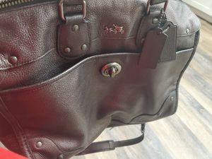 Coach leather purse for Sale in Hudson, FL