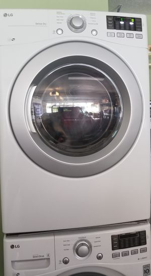LG Gas Dryer Stackable Model DLG3171W for Sale in Tavares, FL