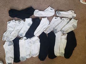 21 pairs of mens socks for Sale in Clayton, DE