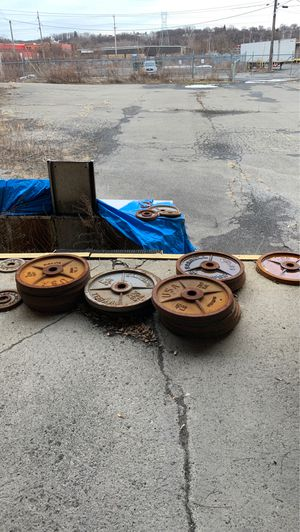 1,000+ pounds of weights for Sale in Albany, NY