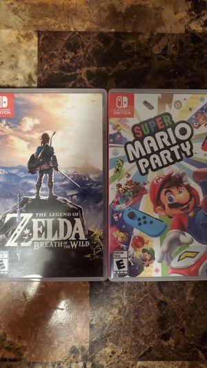 Nintendo switch for Sale in Monroe, WA