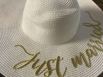 Just Married Hat for Sale in Kissimmee,  FL