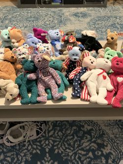 Beanie Babies for Sale in Parkland,  WA