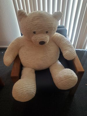 Big teddy bear for Sale in South El Monte, CA