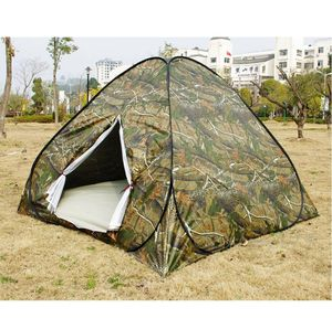 NEW Outdoor Camouflage Tent Waterproof Automatic Tent Camping Hiking for Sale in Las Vegas, NV