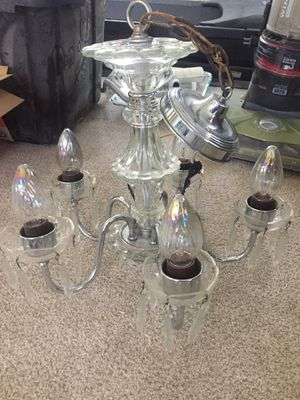 Chandelier - retro for Sale in Columbus, OH
