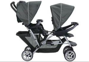 Graco duo glider slide connect stroller for Sale in Aurora, IL
