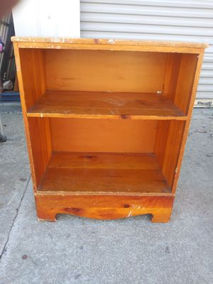 "Small shelf 30""tall, 24""long & 15""wide for Sale in Channelview, TX"