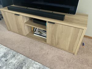 Modern tv stand for Sale in Marysville, WA
