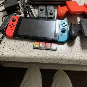 Nintendo Switch V2 Bundle for Sale in Jacksonville, FL