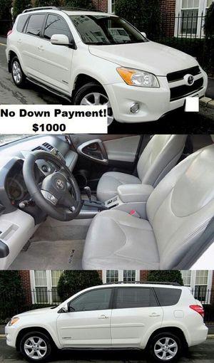 2009 Toyota RAV4 Price$1000 for Sale in Frederick, MD
