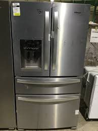 French door whirlpool refrigerator for Sale in Oklahoma City, OK