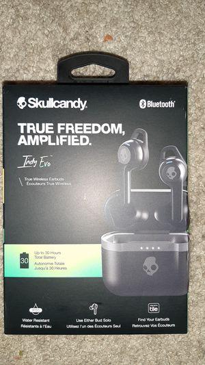 Skullcandy bluetooth headphones for Sale in Albuquerque, NM