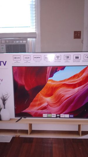 Roku smart TV 55in for Sale in Lancaster, PA