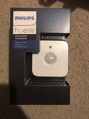 PHILIPS HUE motion sensor for Sale in Spring, TX