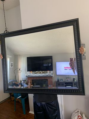 Black wall mirror for Sale in Diamond Bar, CA