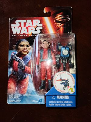 Star Wars Nien Nunb for Sale in Jefferson, OH