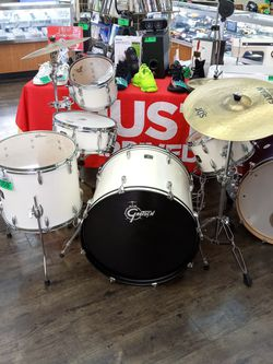 Gretch 6 Piece Drum Set for Sale in Houston,  TX