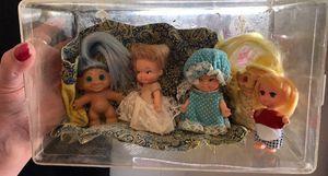 Suzy q doll and trolls for Sale in Wichita, KS