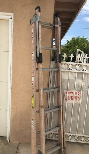Werner ladder 14 feet for Sale in Moreno Valley, CA