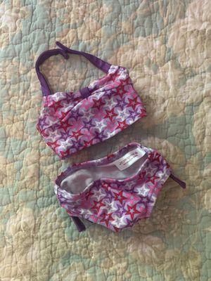 American Girl Doll Bikini Swimsuit for Sale in Denver, NC