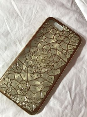 Gold iPhone 7 Plus Case for Sale in Corona, CA