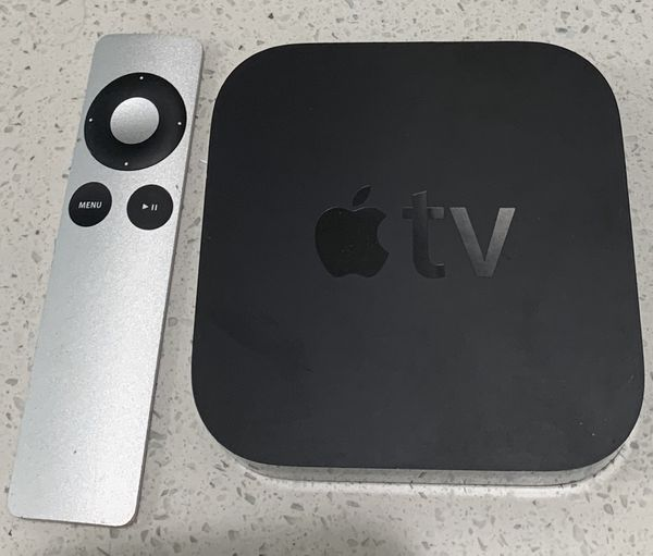 Apple TV generation 2- working condition just have another one and only one TV