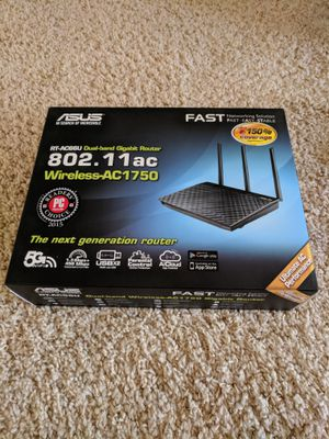 Asus Wifi Router for Sale in San Jose, CA