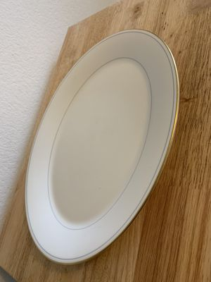 14K Gold Trim Bone China Plates for Sale in West Hollywood, CA