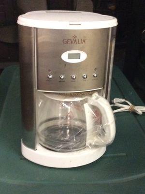 Gevalia 12 Cup Coffeemaker for Sale in McKees Rocks, PA