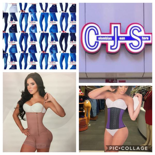 Body shaper100% Colombian