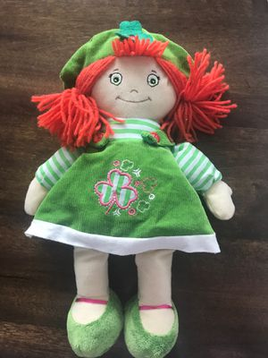 Red haired Lucky doll for Sale in Tarpon Springs, FL