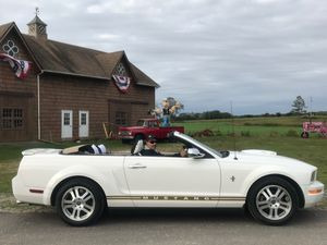 2005 Ford Mustang Convertible 2D Up for sale is a 2005 Ford Mustang RWD convertible powered by a V6 119600 miles that's accompanied by a automatic for Sale in Merrick, NY
