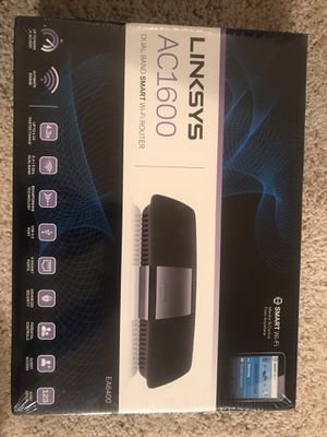 BRAND NEW Linksys Dual Band WiFi Router! for Sale in Fairfax, VA