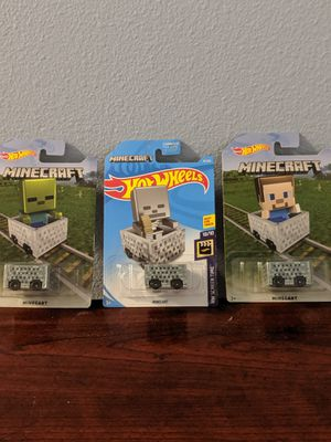 Minecraft Collectables for Sale in Vancouver, WA