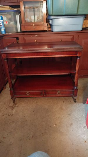 Buffet serving table for Sale in PA, US