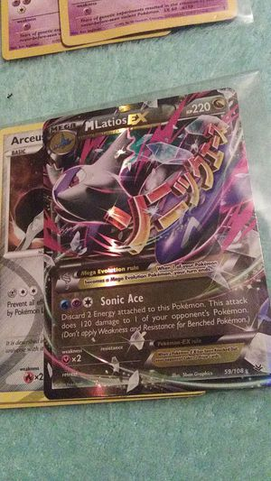 a few pokemon cards worth the money for Sale in Cary, NC