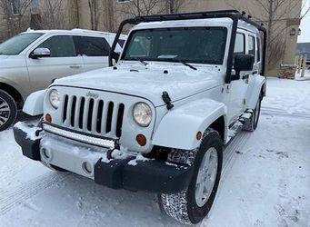 2011 Jeep Wrangler Unlimited for Sale in Scottsdale,  AZ