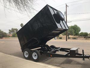 Custom dump trailer for Sale in Mesa, AZ