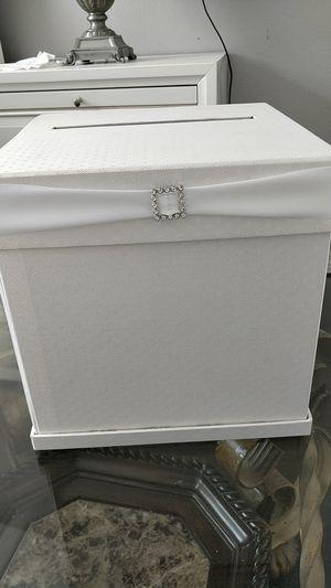 Wedding card box for Sale in Orlando, FL
