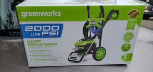 Brand new Electric pressure washer for Sale in San Jose, CA