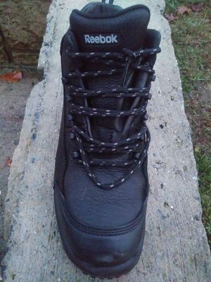 Brand New Reebok Work Shoes with steel toes... Size 10 for Sale in Silver Spring, MD