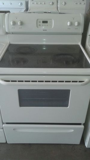 Kenmore glass top for Sale in Tampa, FL