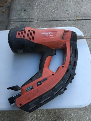 Hilti Nail Gun for Sale in Queens, NY