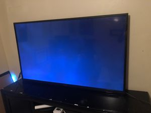 """75"""" sharp tv great condition with wall mounts for Sale in Pompano Beach, FL"""