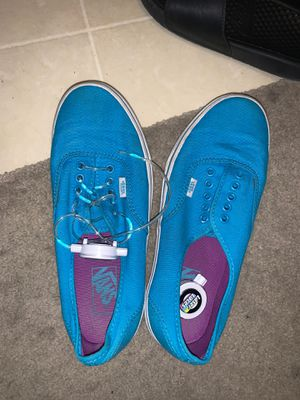 Blue vans for Sale in Bolingbrook, IL