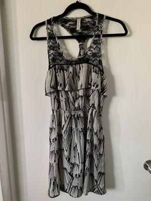Black and white patterned dress for Sale in Midway City, CA