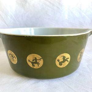 Vintage Pyrex Zodiac Casserole Dish for Sale in Long Beach, CA
