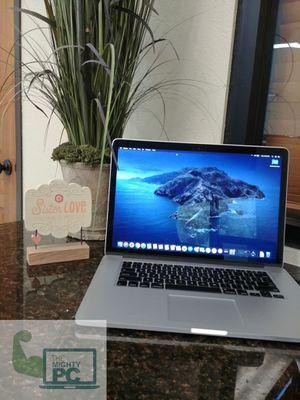 2015 MacBook Pro 15 retina external webcam This particular unit is Corp lease off. We provide bulk discount. for Sale in Chandler, AZ